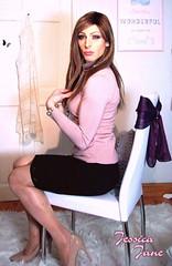 Smart/Casual (jessicajane9) Tags: tg crossdress lgbt transvestite tv xdress tgurl travesti feminization cd transgender m2f tranny crossdressing trans tgirl crossdresser