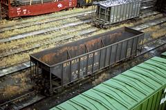 CB&Q Class HT-13D 161474 (Chuck Zeiler) Tags: cbq class ht13d 161474 burlington railroad hopper freight car cicero train chuckzeiler chz