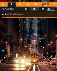 San Francisco, California, USA :: #california #sanfrancisco #nightview #traffic #cars #tram #citylights #lifestyle #bestphotos #xuniting (xuniting1) Tags: lifestyle tram citylights xuniting california bestphotos cars nightview sanfrancisco traffic