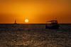 Hawaii Sunset. (drpeterrath) Tags: sunset kauai hawaii sunrise color ocean pacific poipu koloa water boat sailboat sun mood horizon canon eos5dsr 5dsr