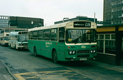 1655. EWR 655Y: West Yorkshire PTE (chucklebuster) Tags: ewr655y west yorkshire pte wypte sheffield leyland tiger duple dominant