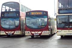 345-02 (Ian R. Simpson) Tags: yx56fhn volvo b7rle wright eclipseurban eastyorkshire eyms bus 345
