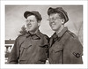 Portrait 018-42 (Steve Given) Tags: socialhistory familyhistory portrait soldiers military training 1940s ww2