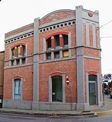 Falconara, Marche, Italy - Palazzina -stitch by Gianni Del Bufalo CC BY 4.0