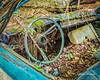 Old Car City 79 (augphoto) Tags: augphotoimagery abandoned auto automobile car decay old weathered white georgia unitedstates