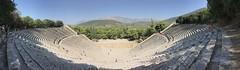 The theatre at Epidaurus (Folly Fotos) Tags: theatre greece ancientgreece worldheritage ampitheatre