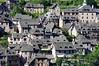120813 Conques (J J D) Tags: toitures toits maison conques