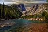 Dream Lake (My Americana) Tags: rockymountainnationalpark nationalpark np dreamlake colorado co lake sunrise mountain scenic rockies