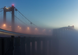 The 07:35 to Fog City