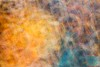 Week 3: Intentional Camera Movement (ICM) (bmurphy502) Tags: 2018p52 color colors colour colorful circle shape movement icm abstract colours yellow orange blue intentionalcameramovement indoor art experiment recreate puzzle project52 blur blurry