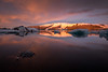 Jökulsárlón, 7h25 (mgirard011) Tags: austurland islande is aoi elitegalleryaoi bestcapturesaoi