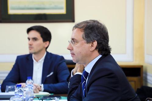 Reunião da Comissão Política Nacional do PSD