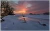 Frozen Lake Erie (etzel_noble) Tags: sunrisecolors sunrisechasers sunriselovers winterlandscape landscape michiganlandscape michiganwinter lakeeriesunrise michigansunrise wintersunrise hobbyistsphotography amateurphotography canon1740mm canon6d canonphotography frozenlake michiganlake lake snow lakeeriemetropark lakeerie cloudphotography clouds skyphotography sky sunrisephotography winterphotography sunrise winter