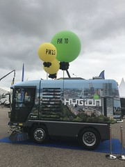 grote ballon van wel 1.75 meter doorsnee