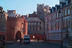 SDIM4347, Warsaw, entrance to the Old Town (Jacek_DK) Tags: sigma sd15 industar61 lz