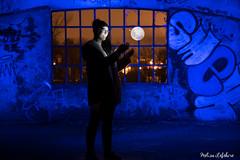 MoOn (Meli's Eye) Tags: moon photography photo photographie lightart light stencil lightpainting painting paint peinture pintura luz lumiere lumières luxemburg luxembourg nikon d750 night nuit noche girl