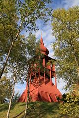 Kirche in Kiruna (clemensgilles) Tags: church kirche eglise kirke sweden schweden kirunna norrland norbotten