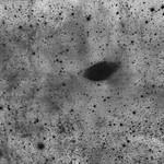 Galaxia del Triángulo y Cirros galácticos (versión negativa) thumbnail