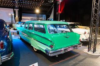 Chevrolet Brookwood Station Wagon - 1958