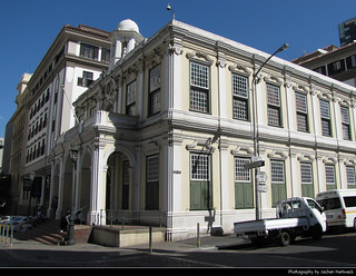 Burgher Watch House, Greenmarket Square, Cape Town, South Africa