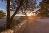 Quiet Morning at the South Rim (Samantha Decker) Tags: az americansouthwest arizona canonef1635mmf28liiusm canoneos6d grandcanyonnationalpark nps samanthadecker grandcircletour