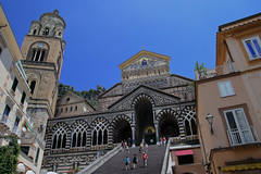 Amalfi #2 ⭐ (Franco Gavioli) Tags: 2015 fragavio francesco gavioli canoneos600d tamrona16af1750mm28xrdiiild italia italy campania duomoamalfi costieraamalfitana
