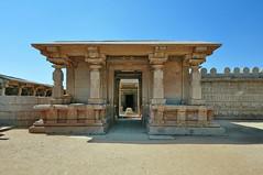 India - Karnataka - Hampi - Hazararama Temple - 42 (asienman) Tags: india karnataka hampi asienmanphotography hazararamatemple