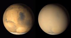 Dust Storms Linked to Gas Escape from Mars Atmosphere (NASA's Marshall Space Flight Center) Tags: nasa marshall space flight center msfc jet propulsion laboratory jpl solar system juno jupiter mars reconnaissance orbiter mro