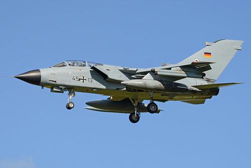Panavia Tornado IDS(T) '45+13'