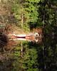 Reflections (briannalhendricks) Tags: landscapes water canonrebelt6 canonrebel canon trees dock kayak lake reflections