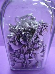 100_0012 (f l a m i n g o) Tags: monday macro koala charm closeup jar bottle macromondays inabottle 27355