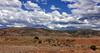 Roadside (louise peters) Tags: canyonlandsnationalpark moab utah roadside roadtrip onderweg mountain mountains berg bergen heuvels landschap landscape canyon kloof clouds sky wolken wolkenlucht usa vs america noordamerika standing image outstanding