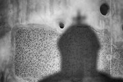 Tumacácori National Historical Park (Edmonton Ken) Tags: mission tumacacori national historic park arizona desert shadow adobe cross wall hole travel tourism destination black white bw stone church light sun