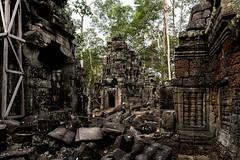 Angkor   |   Ta Nei Temple (JB_1984) Tags: tanei taneitemple temple remains ruins decay stone templesofangkor khmer siemreap krongsiemreap cambodia cambodge kampuchea nikon d500 nikond500