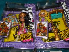Monster High Family (teekeek) Tags: monsterhigh mattel dolls