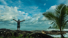 _DSC1437 (allch-photography) Tags: ferien thailand khaolak wolken wellen meer sonne strand farben selfie nikon nikonphotography nikond750 allchphotography
