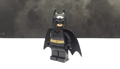Batman: The Dark Knight (LJH91) Tags: christo7108 batman thedarkknight lego minifigure custom dc hero christian darkknight legobatman figure pad printed