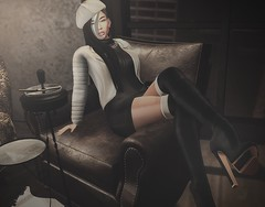 It was a nice evening (AA Style ♥ Hipster Style ♥ AR2 Style ♥ HME ) Tags: breathe famefemme fameshed opale shinyshabby secondlife