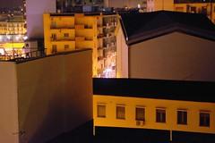La città di notte / The city at night (biotar58) Tags: bari puglia italia apulien italien apulia italy southernitaly southitaly streetphotography