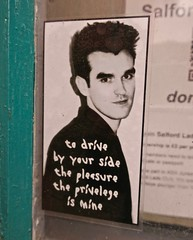 The Smiths, Salford, UK (Robby Virus) Tags: manchester england uk unitedkingdom britain greatbritain salford lads club smiths morrissey