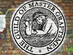 The Guild of Master Graftsmen (Matt From London) Tags: aerosol spray graffiti streetart spitalfields graft