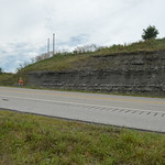 Tilton Bed and middle-upper Arnheim Formation on KY 11 thumbnail