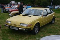 1977 Rover SD1. Moffat Classic Weekend. (Yesteryear-Automotive) Tags: rover sd1 motorcar car moffat classic weekend scotland