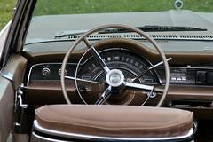 Chrysler 300, 1966 (Triple-green) Tags: iphotooriginal 1966 2007 300 auto canon24105mm14l canoneos30d chrysler schweden uscar v8 västerås