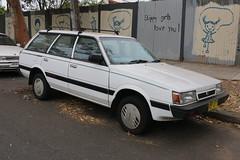 1990 Subaru L Series Deluxe 4WD Wagon (jeremyg3030) Tags: 1990 subaru l series deluxe 4wd wagon cars japanese