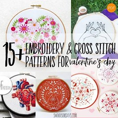 If you're wanting to get your stitch on in time for @valentines day, checkout this blog post from @swoodsonsays where she showcases 15 patterns and kits from different designers ❤ http://ift.tt/2mF6eXF (ohsewbootiful) Tags: ifttt instagram embroidery etsy etsyuk gifts giftsforher homedecor hoopart fiberart handembroidery handmade etsyseller embroideryhoop shophandmade handmadegifts decor wallhanging bestofetsy instaart hoopsofinstagram madebyme stitchersofinstagram
