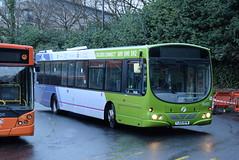 FWY 69483 @ Halifax bus station (ianjpoole) Tags: first west yorkshire volvo b7rle wright eclipse urban yj09nyw 69843 halifax bus station