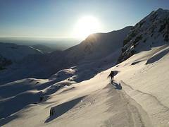 Tour dei Setteventi (Davide Osmani - Osma) Tags: punta setteventi monte matto valtrompia brescia skialp sci alpinismo winter sunrise alba neve wild