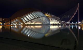 A night in Valencia