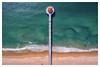 Manhattan Beach Pier (Roving Vagabond aka Bryan) Tags: manhattanbeach pier sand ocean landscape seaside seascape seashore water california ca socal drone dji djiphantom4 waves coast aerial